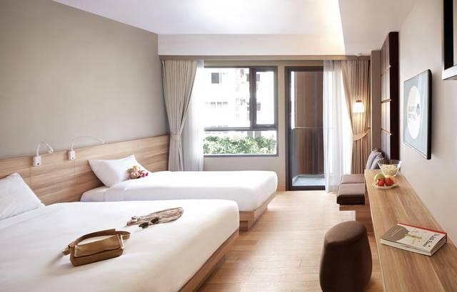 فندق هابي 3 بانكوك هو ارخص فندق في بانكوك ومن أرقى الخيارات للباحثين عن الفنادق الرخيصة