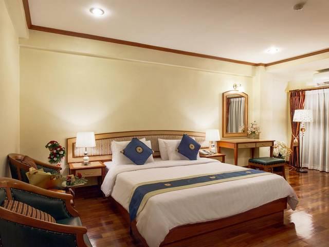 فندق باتوموان هاوس بانكوك من أفضل و ارخص الفنادق في بانكوك