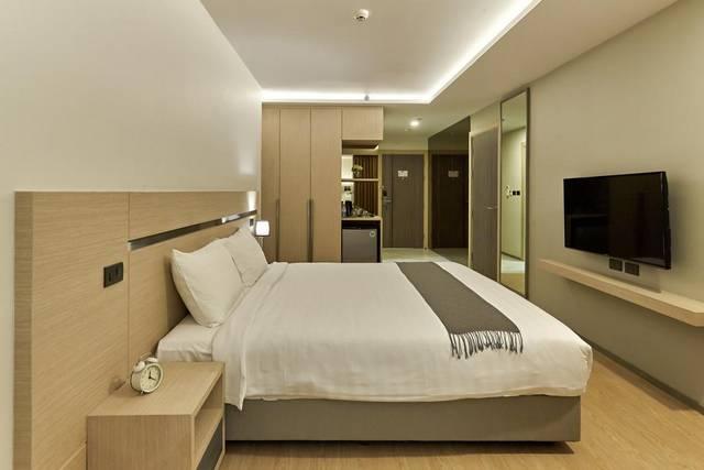 فندق سيمان سيرين يقع ضمن قائمة فنادق رخيصة في بانكوك