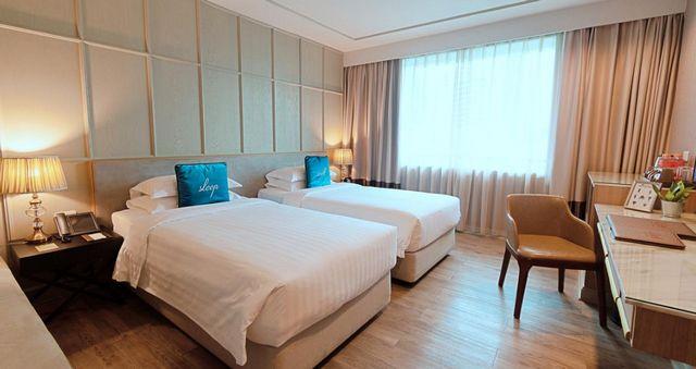 فندق ويل بانكوك من أرقى خيارات الإقامة في بانكوك