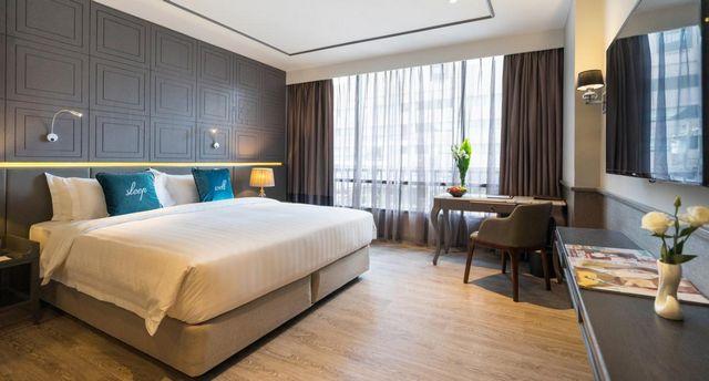 تعرف على آراء الزوّار العرب حول فندق ويل بانكوك