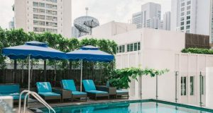 التفصيل وأهم ما يوفره فندق ويل بانكوك لزواره من مزايا