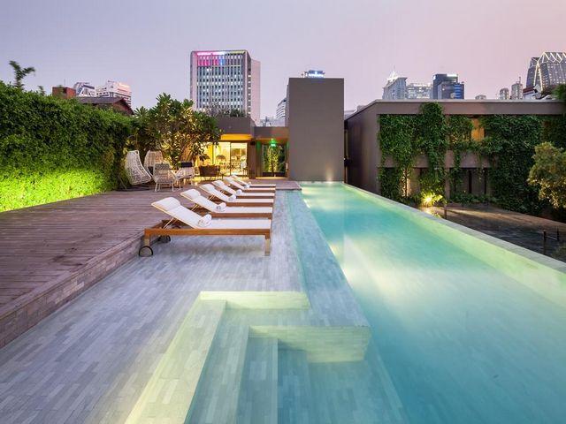 فندق اد ليب بانكوك من اجمل الفنادق في بانكوك