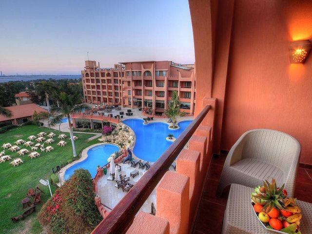 يحوي فندق افريكانو بالاسكندرية العديد من المرافق المميزة