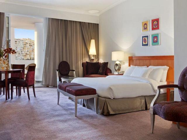 هيلتون جرين بلازا واحد من افضل منتجعات سياحية بالاسكندرية 5 نجوم