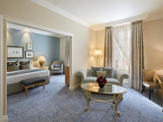 فندق لاندمارك لندن من افضل فنادق وسط لندن باطلالاته المتنوعة