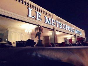 يقع فندق متروبول الاسكندرية في محطة الرمل