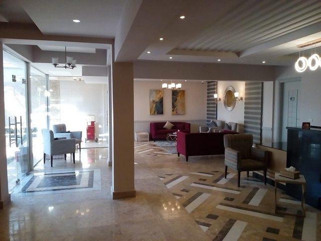يقع فندق بالما الاسكندرية وسط 400 فدان من الحدائق الراقية