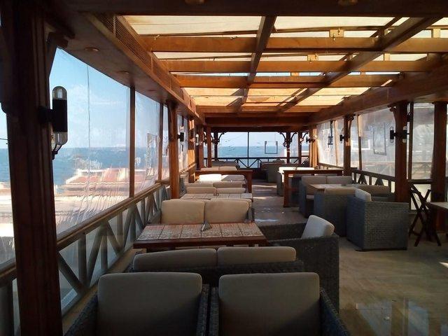 يوفر مطعم  فندق بالما الاسكندرية مطعم يقدم ماكولات ايطالية وبحرية متنوعة