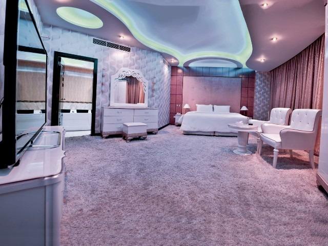 يوفّر فندق بانوراما البحرين مساحات إقامة واسعة