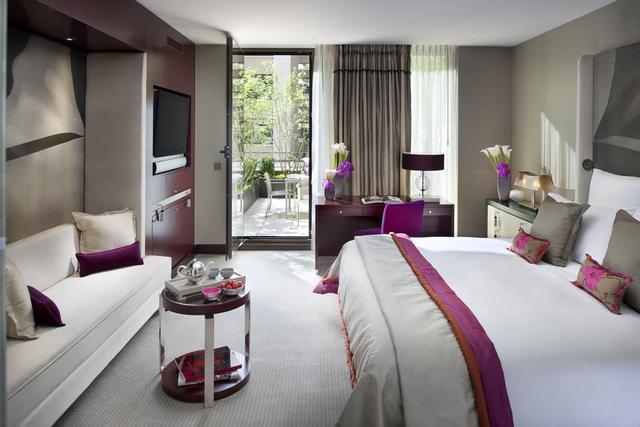 افضل فنادق باريس وسط المدينة