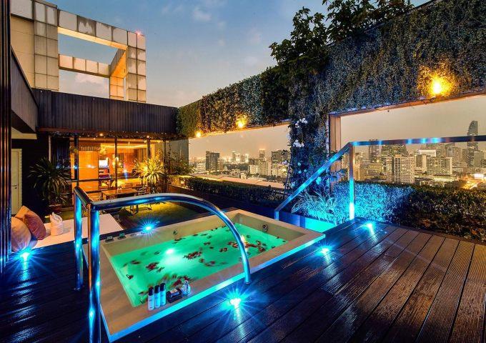 مرافق فندق باتموان برنسيس في بانكوك