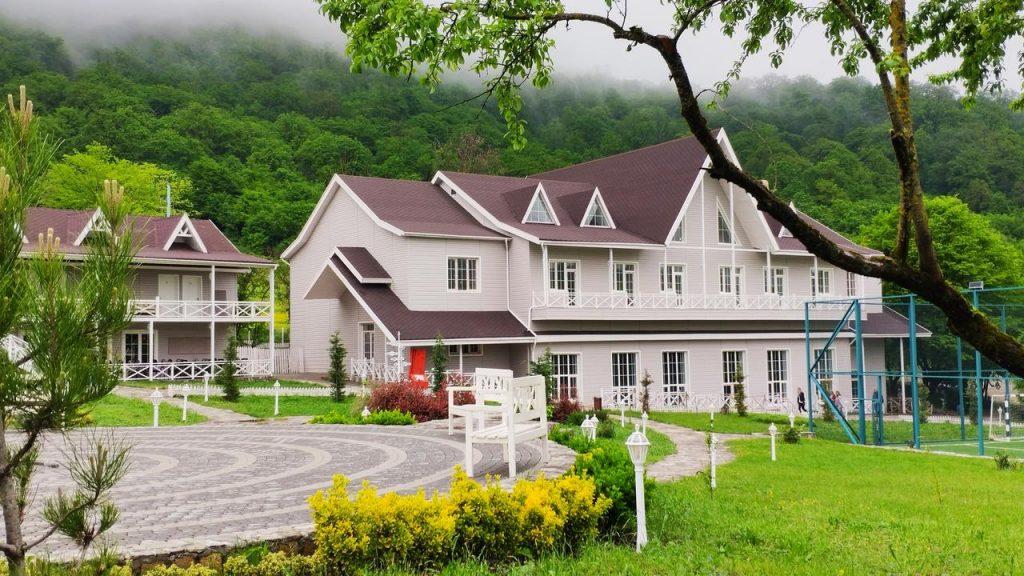 افضل فنادق في قوبا اذربيجان