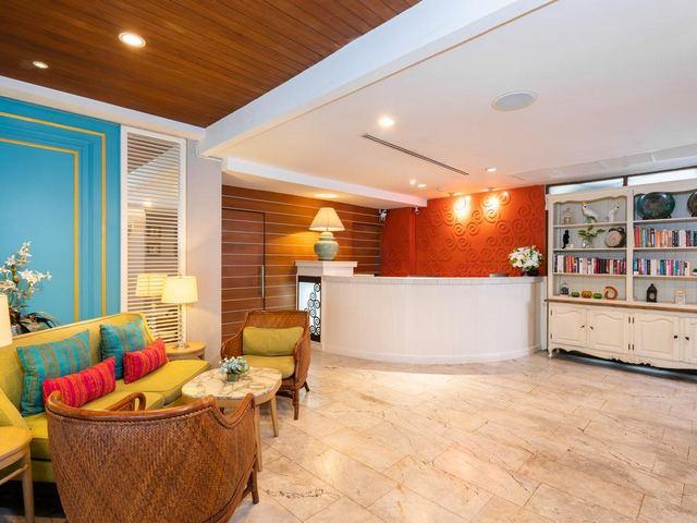 يقدم فندق سليل بانكوك خدمات مميزة