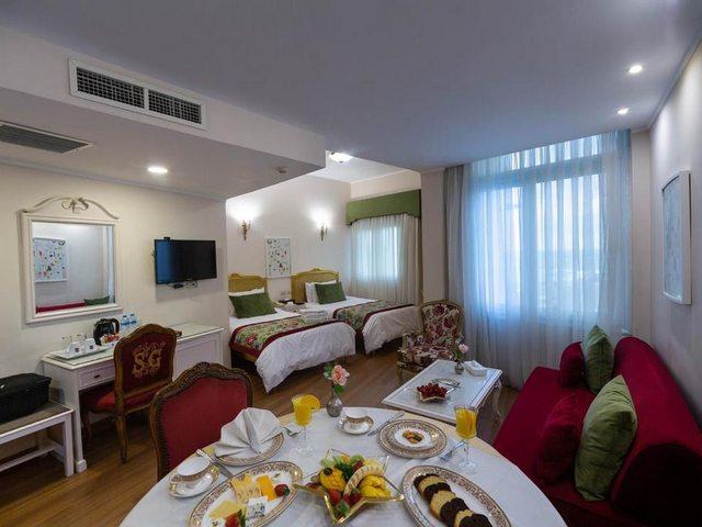 تحتوي الغرف في فندق سان جيوفاني اسكندرية على أحدث وسائل الراحة