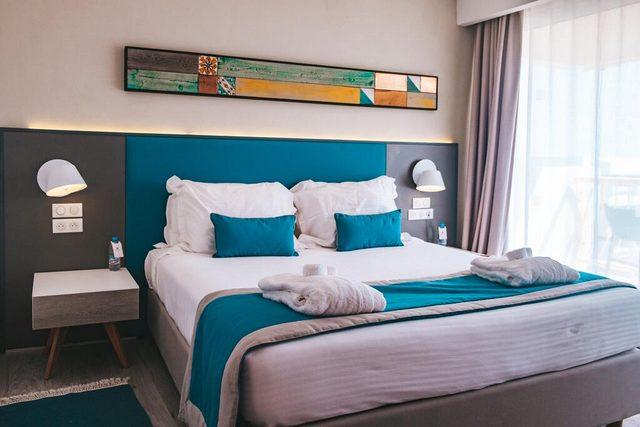 منتجع وسبا بيرل سوسة من فنادق سوسة التي تمتلك إطلالات خلابة على البحر