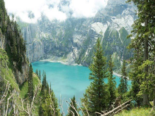 لا تنتهي مُتعة مُشاهدة الطبيعة المُذهلة عند زيارة بحيرة اوشن سي