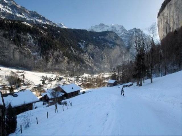التزلج على الجليد لوتربرونن