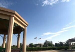 منتزه الخليج العربي ابوظبي