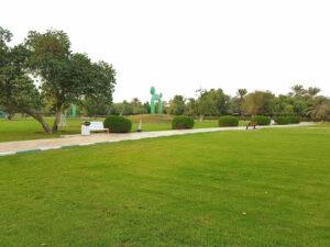 حديقة بني ياس ابوظبي
