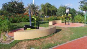 حديقة دلما في ابوظبي من افضل حدائق ابوظبي
