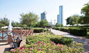 الحديقة الرسمية ابوظبي من افضل حدائق ابوظبي